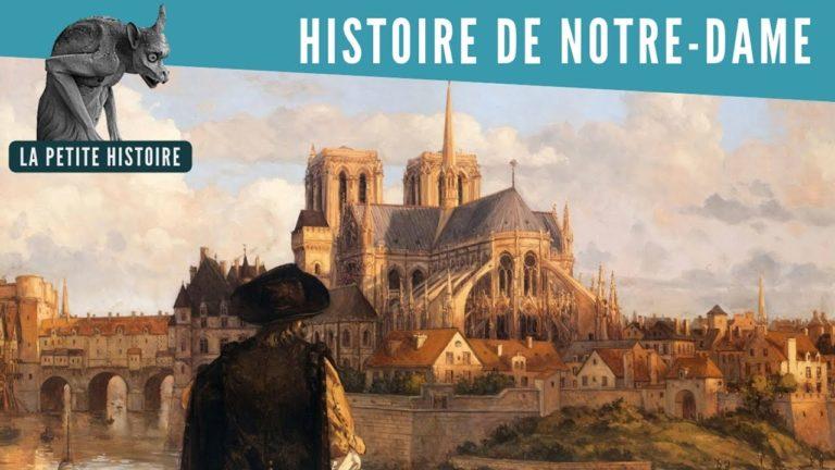 Notre-Dame de Paris : histoire d'une miraculée [Vidéo]