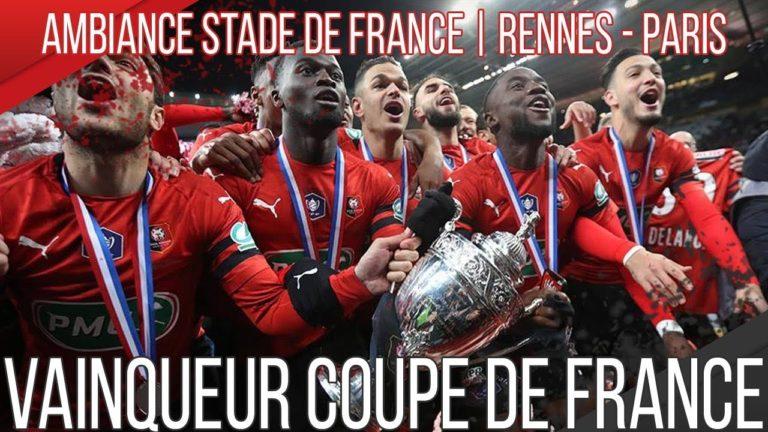 Stade Rennais-PSG : revivez l'ambiance de folie [Vidéo]