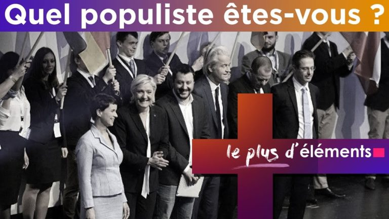 Quel populiste êtes-vous ? Les 36 familles du populisme [Vidéo]