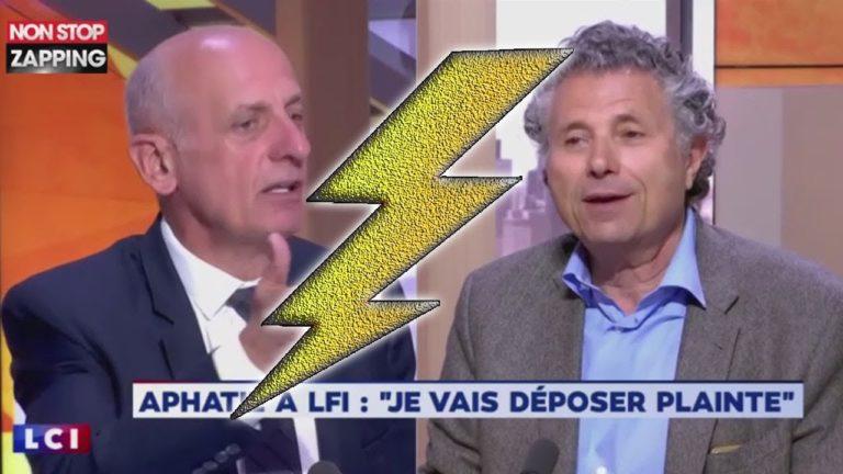 Gilles-William Goldnadel remet en place Jean-Michel Apathie : « Vous êtes une caricature de journaliste ! » [Vidéo]