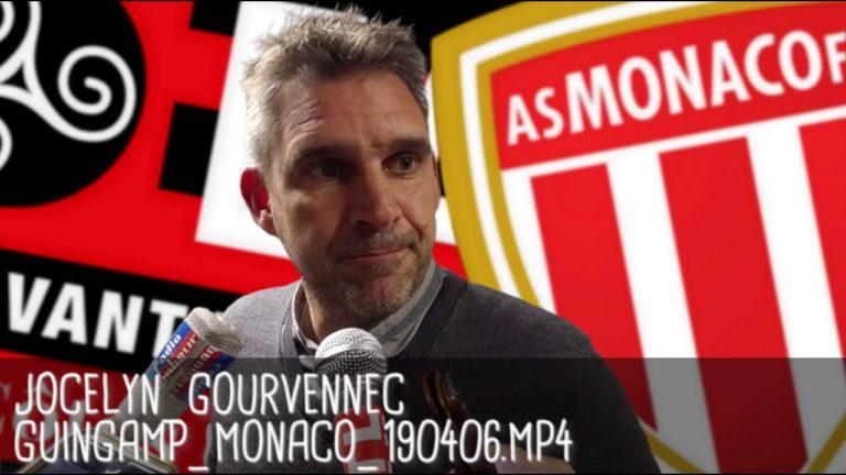 EA Guingamp – Monaco (1-1) : Une équipe maudite [Vidéo]