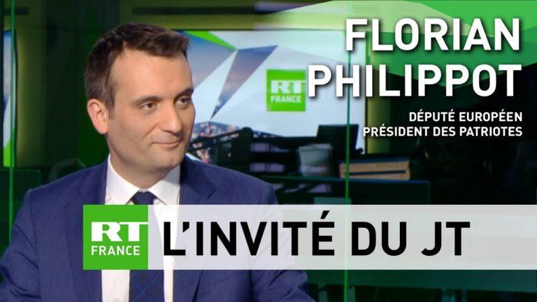 Florian Philippot : « La France aurait dû accorder l'asile à Julian Assange depuis longtemps » [Vidéo]