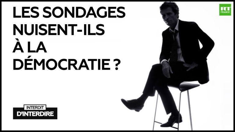 Politique. Les sondages nuisent-ils à la démocratie ? [Vidéo]