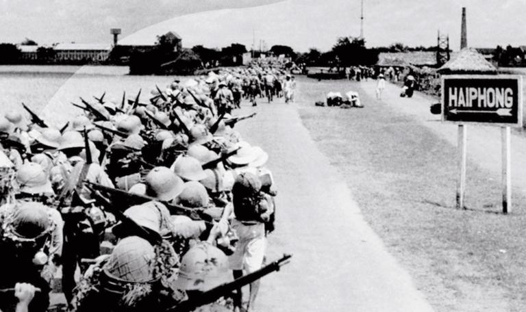 Seconde Guerre mondiale. La Guerre du Pacifique a commencé en Indochine ! Interview de Franck Michelin