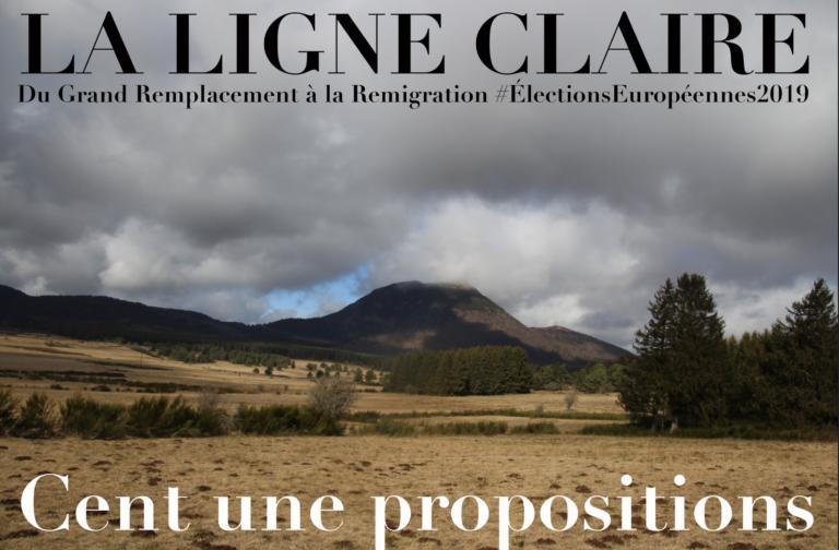 Élections européennes. Renaud Camus veut « décoloniser la France et l'Europe » – la liste des candidats [Interview]