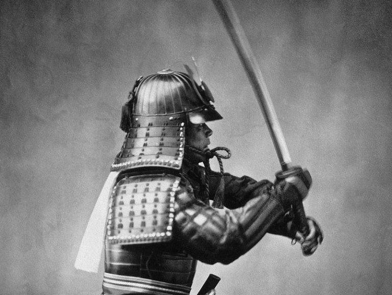 Vivre en samouraï moderne, selon Patrice Franceschi