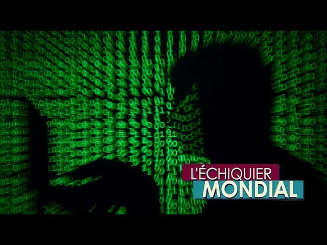 Cyberespace : le 5ème champ de bataille [Vidéo]