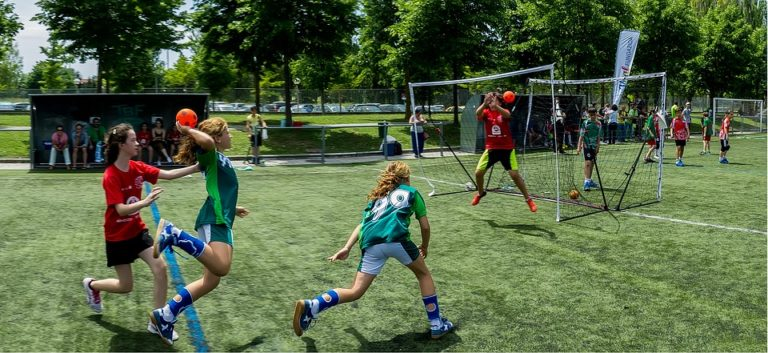 Brest Métropole organise un évènement sportif exclusivement réservé aux jeunes filles