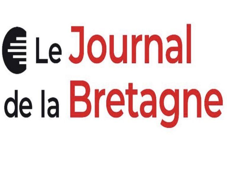 Le Journal de la Bretagne. Christian Troadec collectionne les hebdos