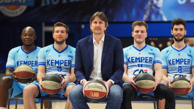 Basketball, Pro B: Quimper se sauve et prolonge sa légende !