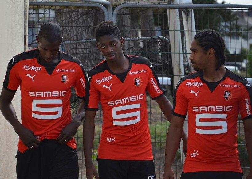 Football. Clip Du Stade Rennais : Rap Et Afrique Plus