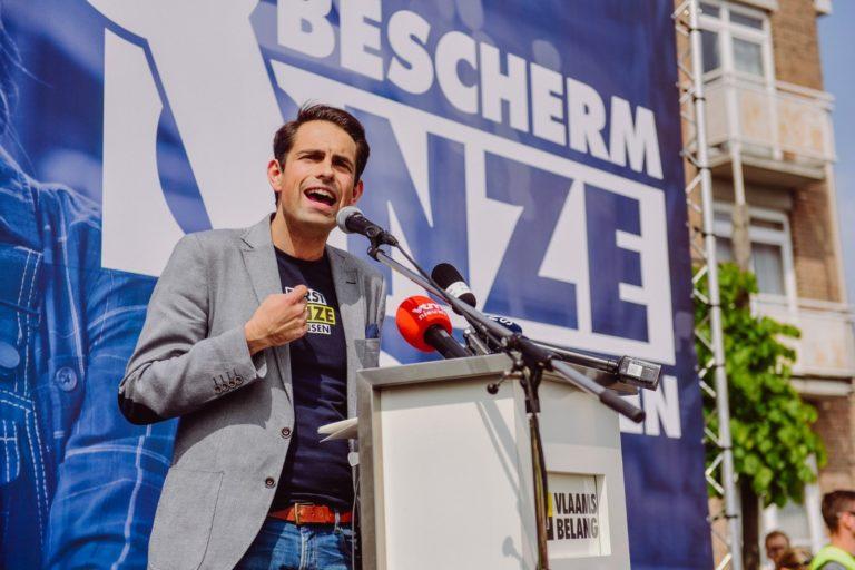 Flandre. Le Vlaams Belang toujours plus haut dans les sondages