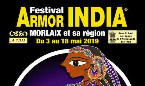 Festival Armor-India à Morlaix du 4 mai au 21 mai