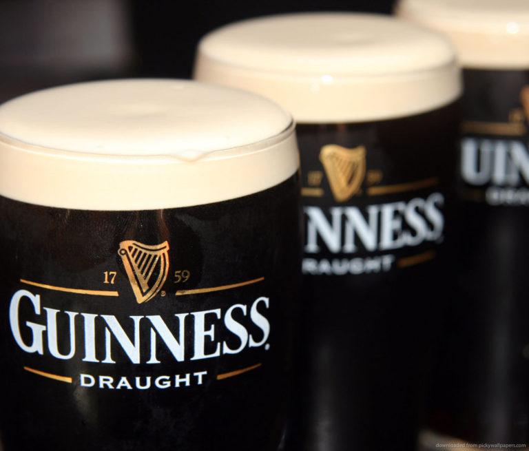 1759-2019: la bière Guinness fête son 260ème anniversaire!