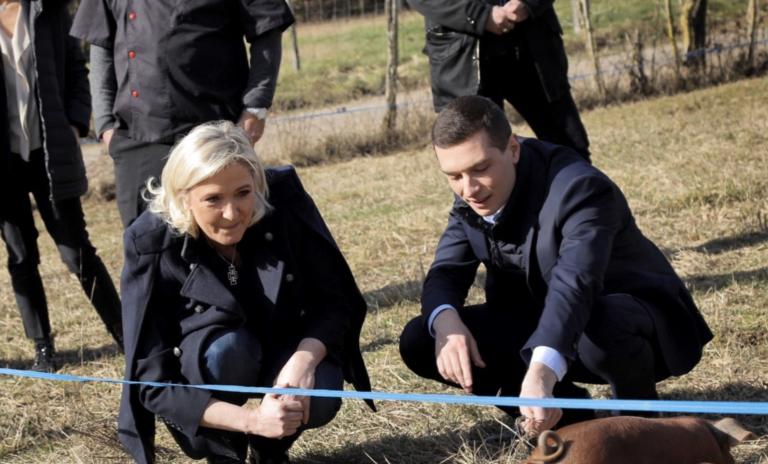 Elections européennes. Le RN en tête dans les sondages à quelques jours du scrutin