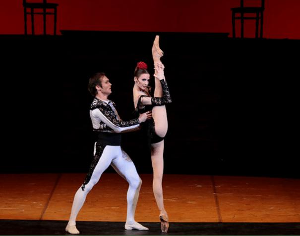 Le dernier ballet du Bolchoï de la Saison à voir en direct à Rennes et à Nantes le 19 mai