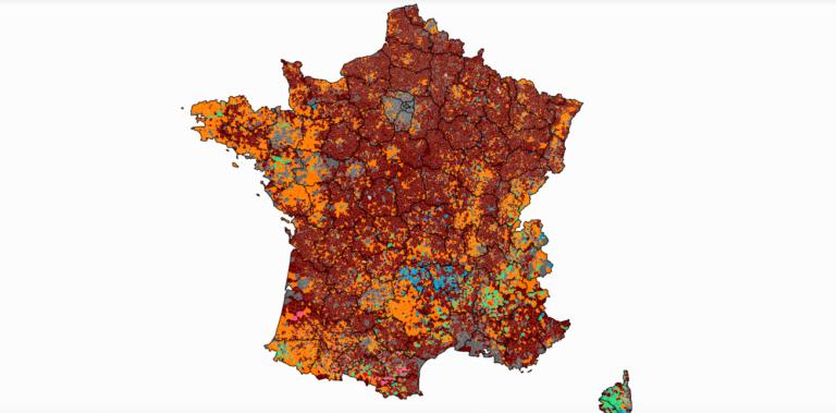 Elections européennes. La carte des résultats ville par ville en Bretagne et en France