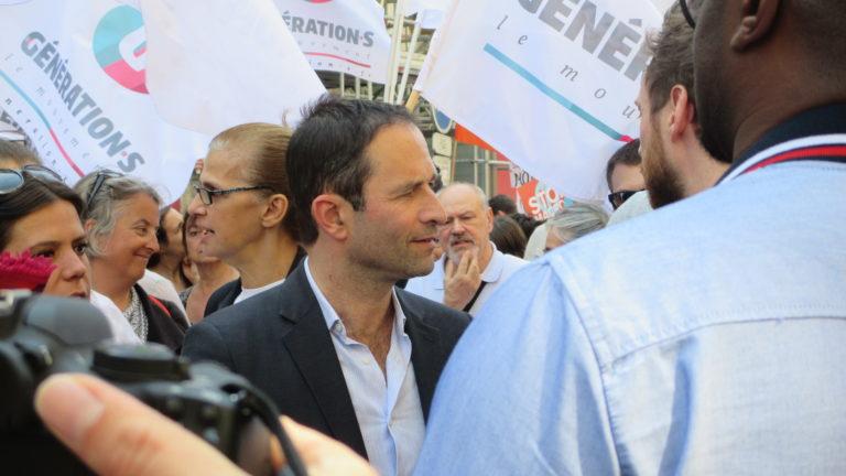 Génération-s (Benoît Hamon) : « Nous sommes convaincus que l'immigration n'est pas la question centrale » [Interview]