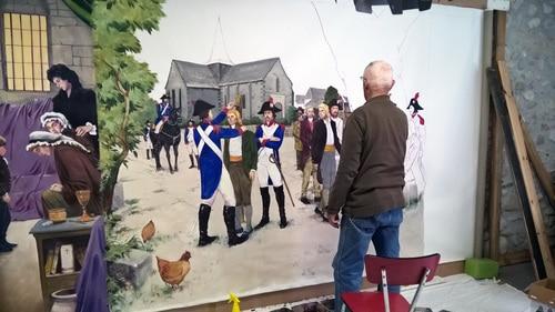 Appel à souscription pour la réalisation d'une fresque pour commémorer les Guerres de Vendée