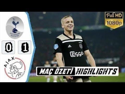 Ligue des champions. L'Ajax Amsterdam s'impose à Tottenham (0-1) [Vidéo]