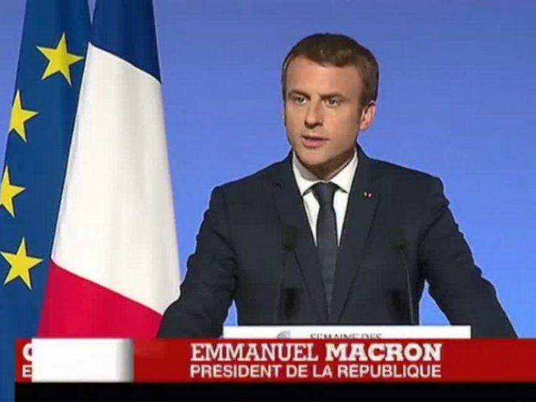 Européennes : un triple succès pour Emmanuel Macron