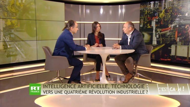 Intelligence artificielle, technologie : vers une quatrième révolution industrielle ? [Vidéo]