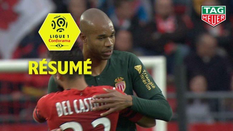 Le Stade Rennais se fait rejoindre par Monaco (2-2) [Vidéo]
