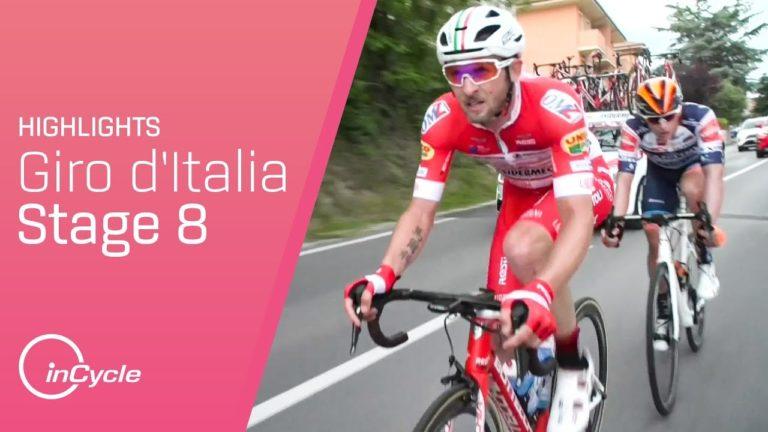 Tour d'Italie 2019. Caleb Ewan remporte la 8ème étape [Vidéo]