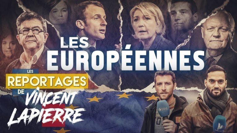 Élections européennes. À la rencontre des électeurs FI, LREM, RN et UPR [Vidéo]