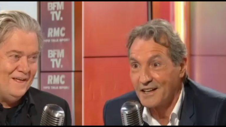 Le procureur Bourdin face à Steve Bannon [Vidéo]