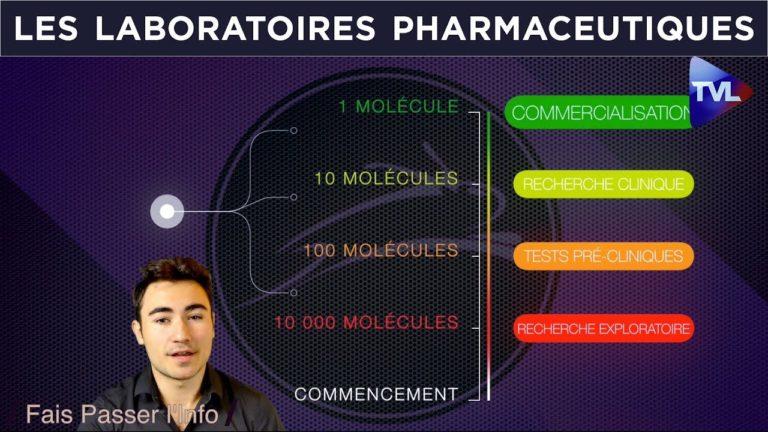 L'industrie pharmaceutique, de la santé publique à la santé financière [Vidéo]