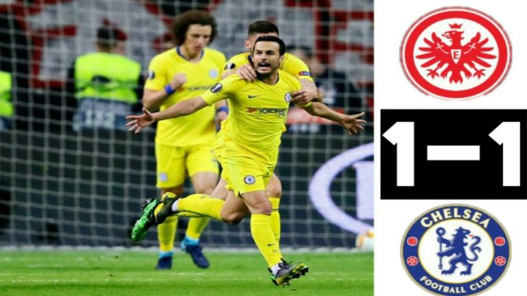 Football. Arsenal bat Valence (3-1) et Francfort et Chelsea se neutralisent (1-1) [Vidéo]