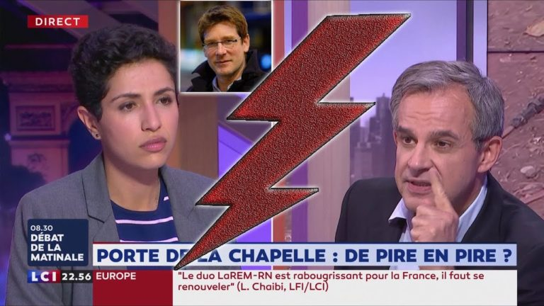 Thierry Mariani rappelle que P.Canfin (LREM) est contre l'expulsion des maliens violeurs [Vidéo]