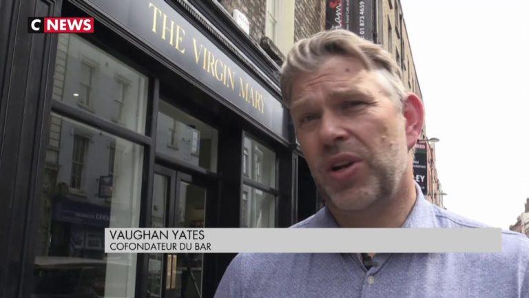 The Virgin Mary. Le premier bar sans alcool de Dublin, Irlande [Vidéo]