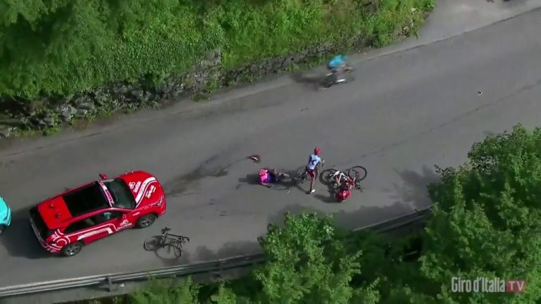 Cataldo remporte la 15ème étape du Tour d'Italie après une échappée folle
