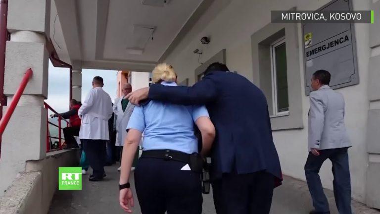 Tensions au Kosovo : Pristina envoie des forces dans les zones à population serbe [Vidéo]