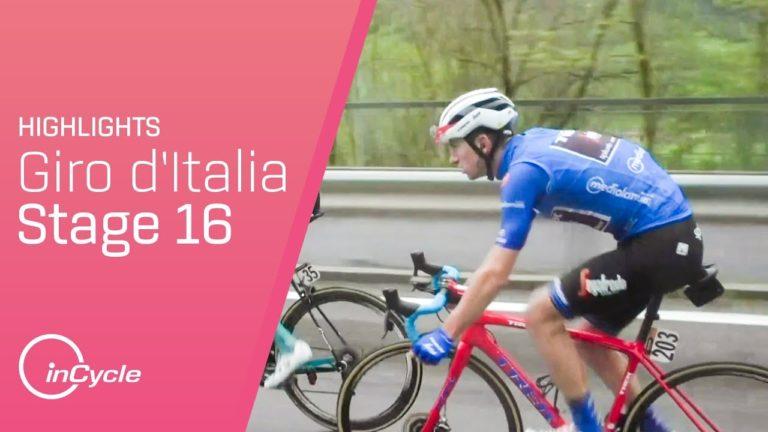 Tour d'Italie 2019. Ciccone remporte l'étape reine d'un Giro totalement relancé [Vidéo]