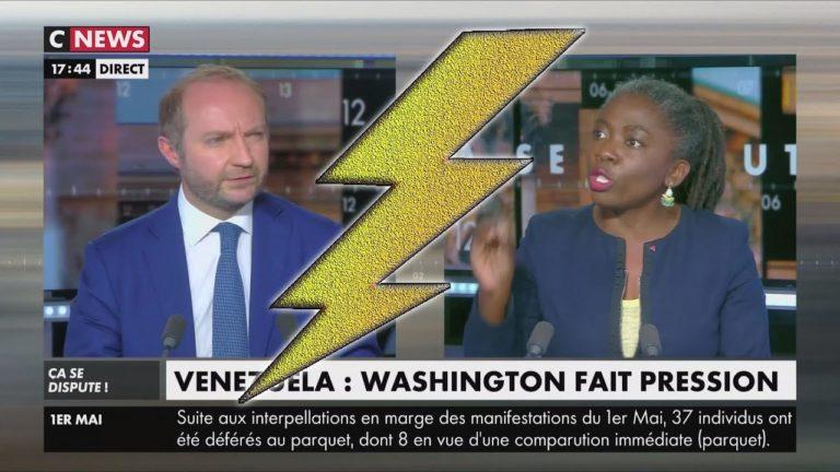 CLASH Obono/Bargeton : « Vous êtes indigne de votre fonction de parlementaire » [Vidéo]