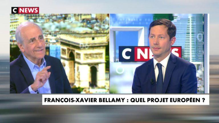 François-Xavier Bellamy (Les Républicains) : « Obtenir la refondation de l'Europe »[Vidéo]
