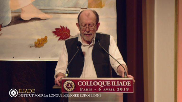 Alain de Benoist, pour une Europe illibérale [Vidéo]