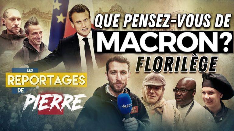 Micro-trottoir. Que pensez-vous d'Emmanuel Macron ? [Vidéo]