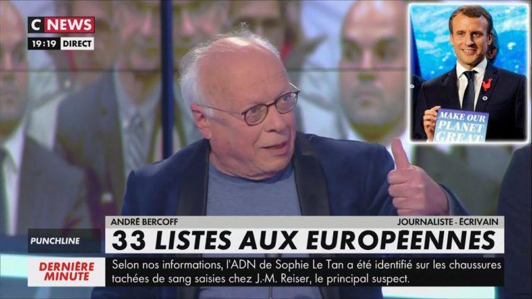 Bercoff sur Macron : « La France émet 0.9% de CO² dans le monde. Quand ce crétin a fait de l'écologie punitive, il prenait les gens pour des brêles. » [Vidéo]