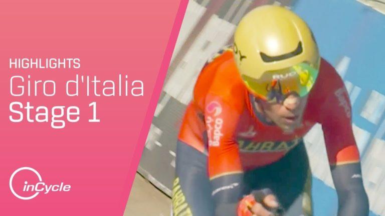 Cyclisme. Primoz Roglic mène le général du Giro après 2 étapes [Vidéo]