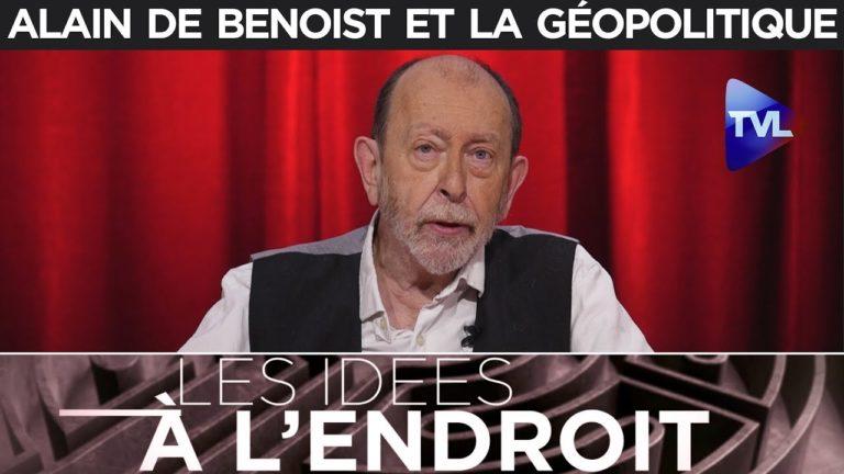 Pascal Gauchon, Hervé Juvin et Gérard Dussouy débattent de l'Europe [Vidéo]