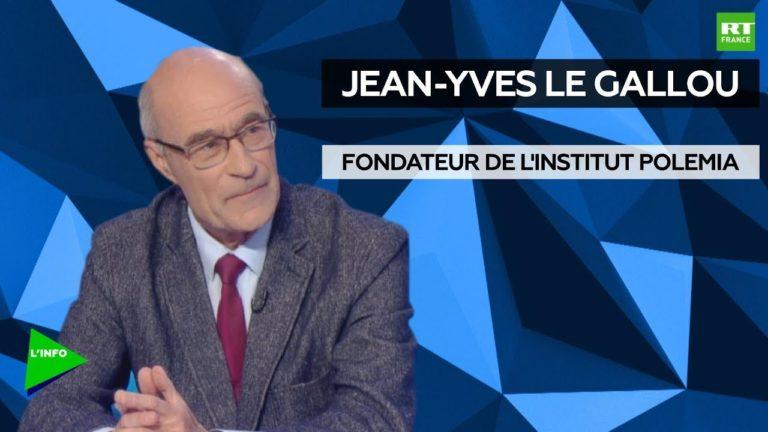 Jean-Yves Le Gallou : « Il pourrait y avoir une politique européenne restrictive à l'immigration » [Vidéo]