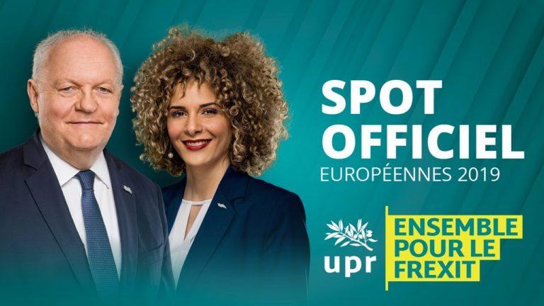Elections européennes. Ensemble pour le Frexit – le clip de campagne de François Asselineau [Vidéo]