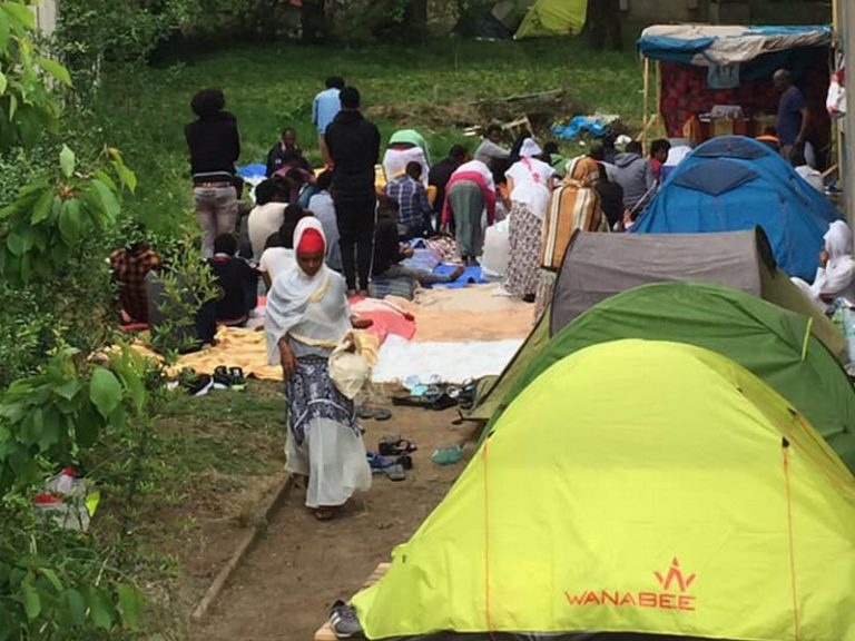 Nantes. Une mosquée clandestine dans le squat occupé par les migrants ?