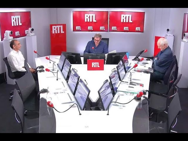 Eric Zemmour qualifie de « niais » les grands leaders de la droite [Vidéo]