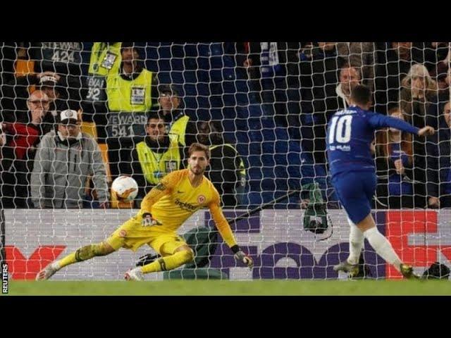 Ligue Europa. Chelsea rejoint Arsenal en finale [Vidéo]