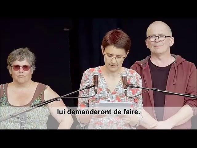 Elections européennes 2019. Contre le grand capital, le camp des travailleurs. Clip de campagne de Lutte ouvrière [Vidéo]